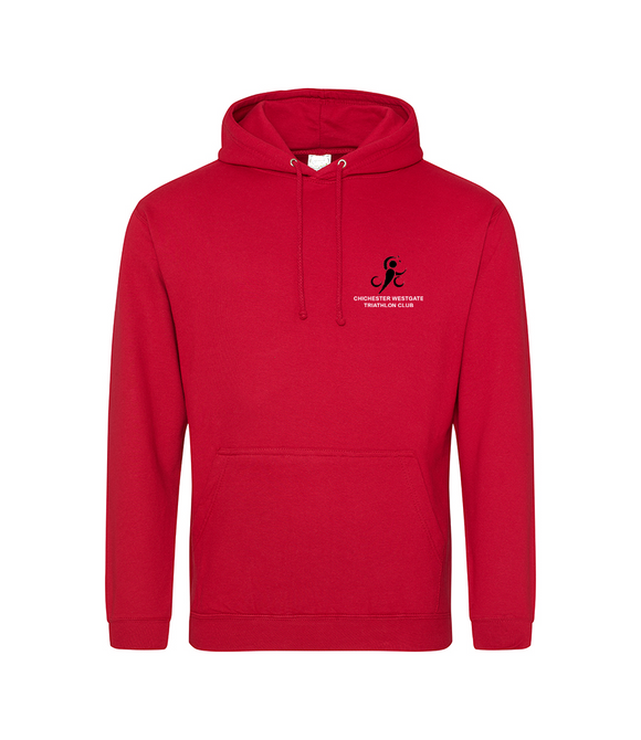 Chichester Westgate Triathlon Club Senior Hoodie