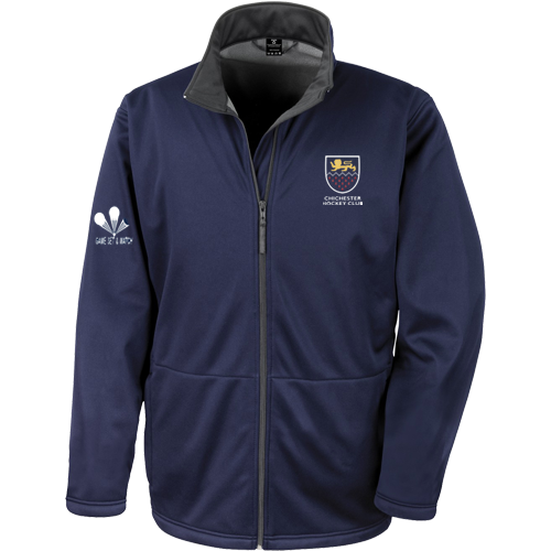 Chichester HC Mens Softshell