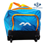 Mercian Genesis 0.2 Goalkeeper Bag Blue/Orange