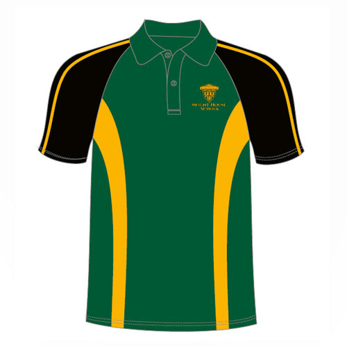 MHS Games Polo