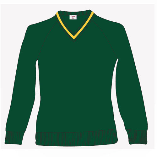 MHS V-Neck Jumper