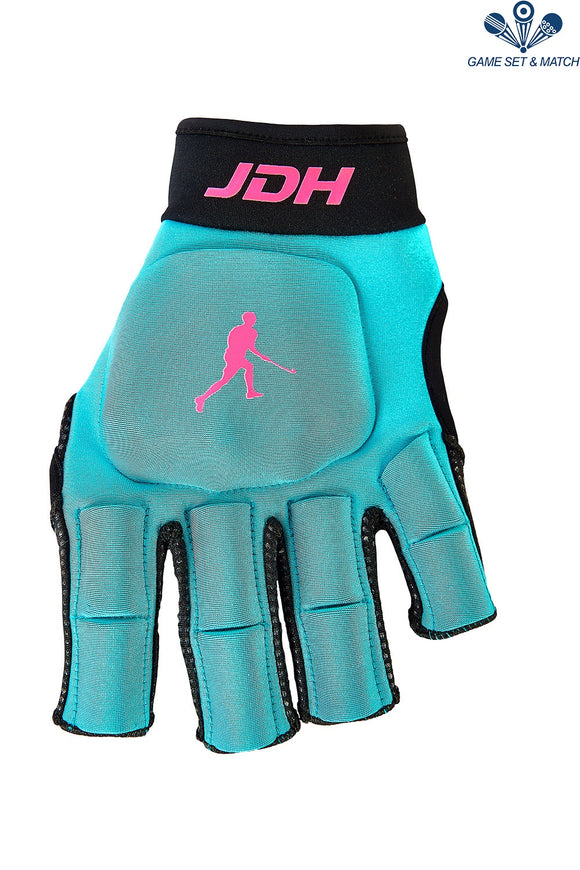 JDH Pro OD Glove Teal/Hot Pink