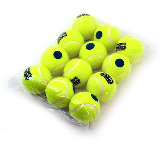 Karakal Mid Tennis Ball 12 Pack