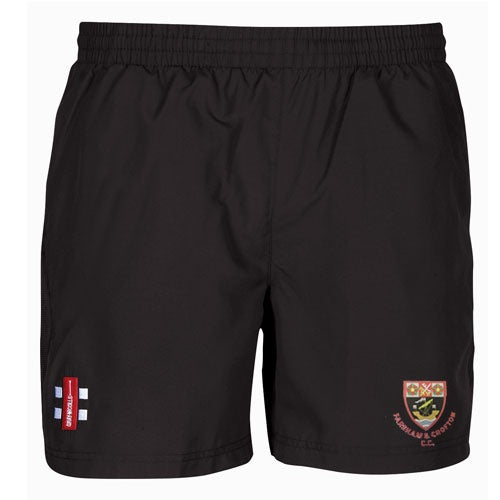 Fareham and Crofton Cricket Club Training Shorts
