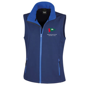 Mengeham Rythe SC Ladies Soft Shell Gilet