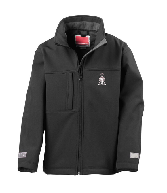 Crawley HC childrens jacket