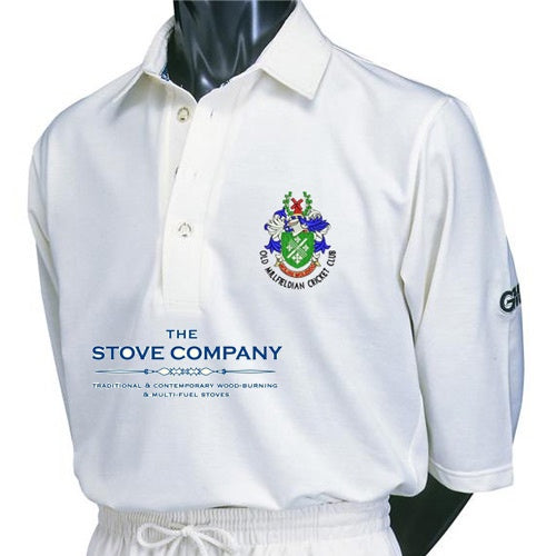 Old Millfieldians Cricket Club Short Sleeve Shirt