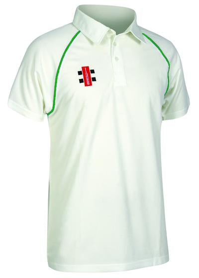 Gray Nicolls Matrix Short Sleeve Shirt