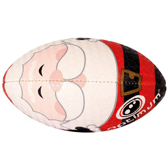 Optimum Santa Rugby Ball