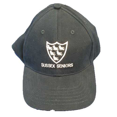 Sussex Seniors Caps