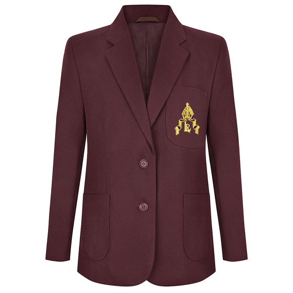 Bishop Luffa Girls Blazer