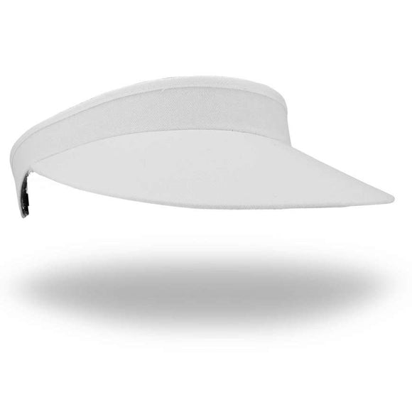 Sun Visor - Ladies Curly Q