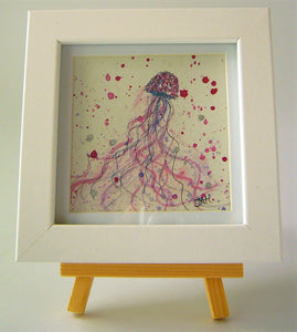 Mini Jellyfish in pink