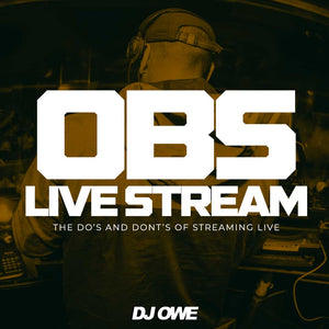 Live Streaming with OBS and Youtube