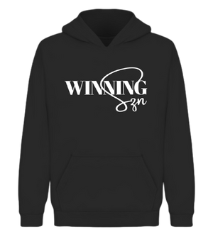 Open image in slideshow, Winning Season Hoodie - Wiz White Collection LLC