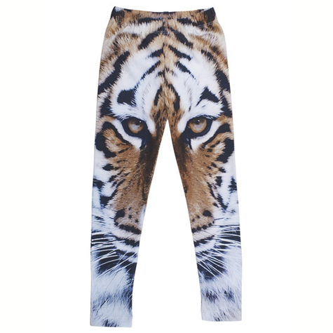 Popupshop Tiger Leggings