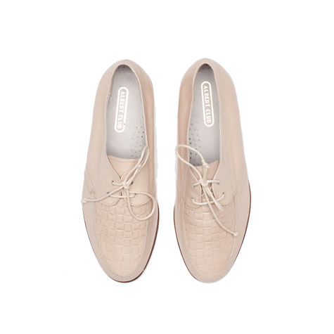 Light Beige Oxfords