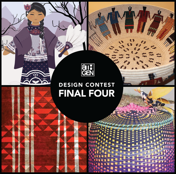 The Final Four Revealed! 2019 Wool Blanket Design Contest