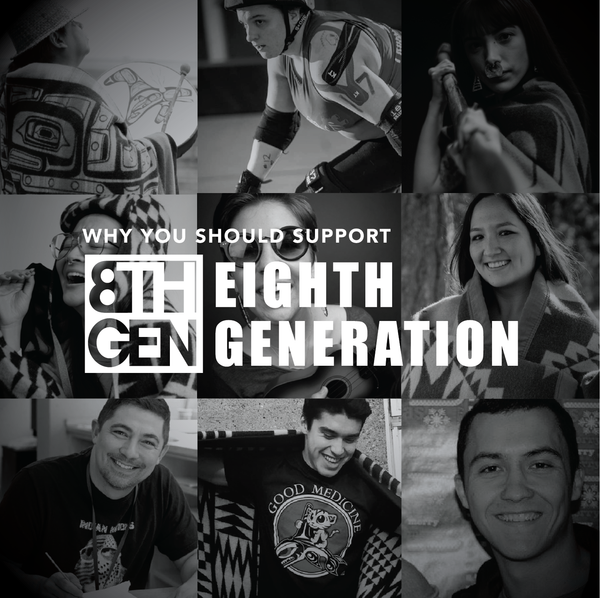 Why You Should Support Eighth Generation