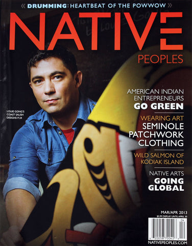 Surprised By The Cover Of Native Peoples Magazine Eighth