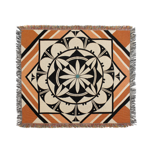 Balance Throw Blanket