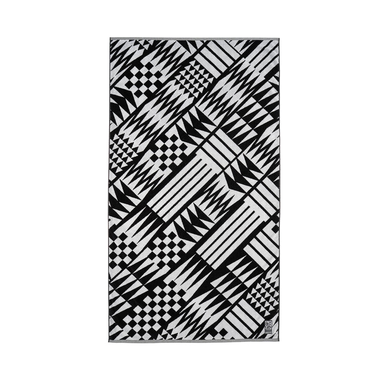 Salish Pattern Beach Towel