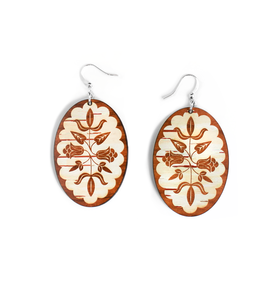 Birch Bloom Earrings