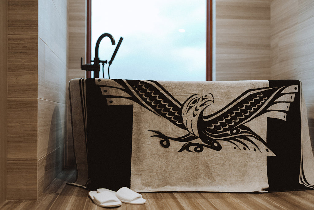 Eagle Beach Towel