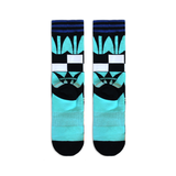 """Embrace Your Beauty"" Crew Socks"