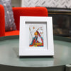 """Star Boy"" Mini Framed Print"