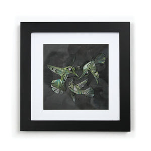 """Internal Affairs"" Mini Framed Print"
