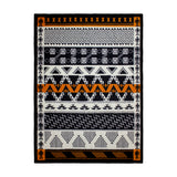 """Oregon Potlatch"" Wool Blanket"