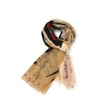 Buffalo Light Wool Scarf