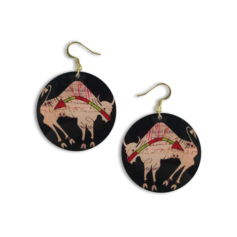 IINII (Buffalo) Earrings