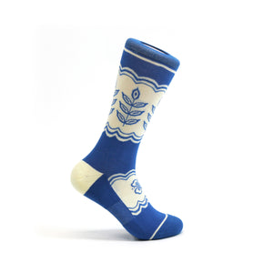 """Renewal"" Crew Socks"