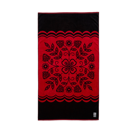 Renewal Beach Towel