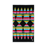 Ribbons Beach Towel