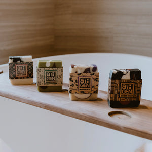 Handcrafted Soap Variety Pack (x4)