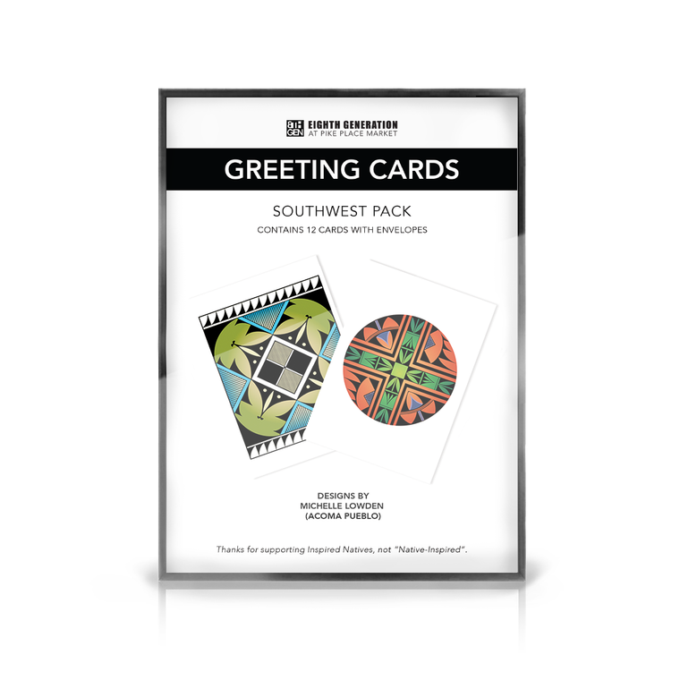 Southwest Greeting Card Pack (x12)