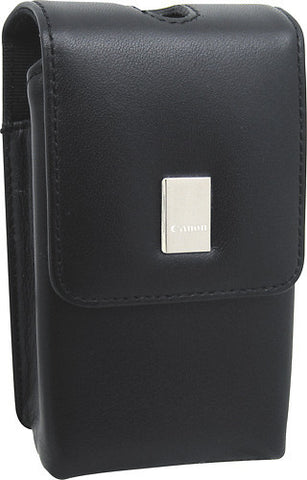 Canon - Leather Case - Black and soft
