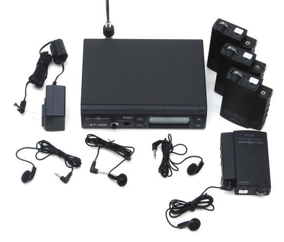 SM2 Hearing Impaired System by Telex Soundmate
