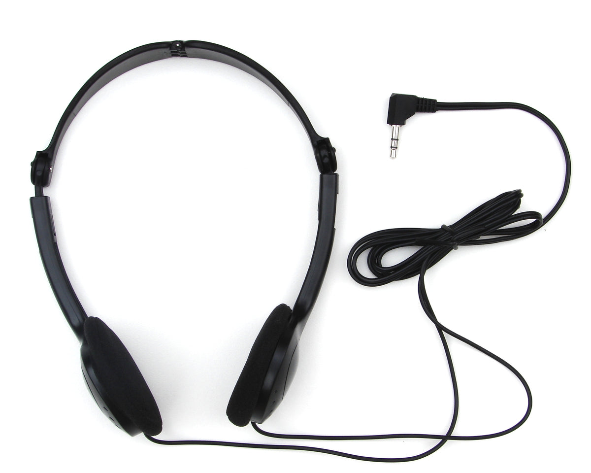 Telex HED-2 Foldable Lightweight Headset - $16 - Free US ...