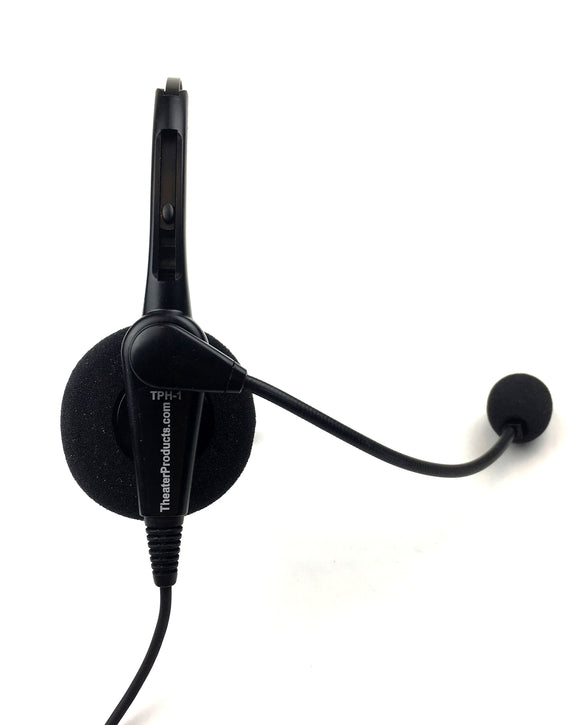 TPH-1 Wired Intercom Headset for Norcon and Haven