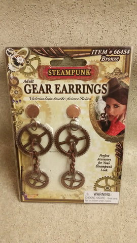Steampunk Earings