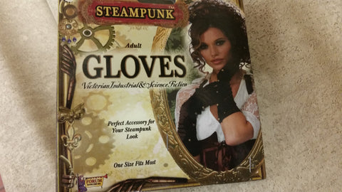 Steampunk Gloves