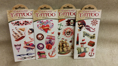 Bulk Pack of Tattoos
