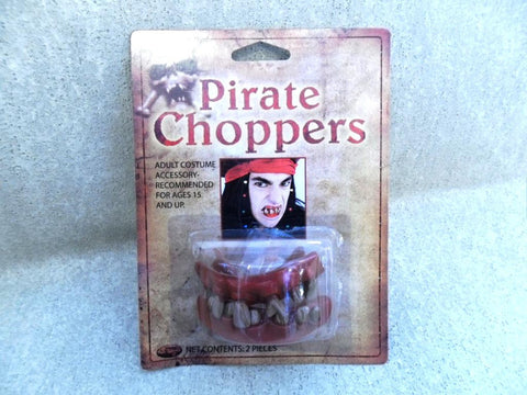 Pirate Choppers (Teeth)