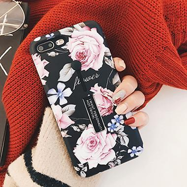 Luxe Flower iPhone Case
