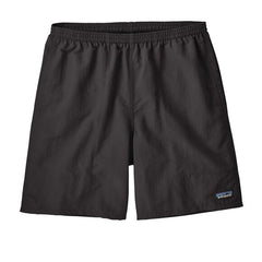 Patagonia baggies 7 inch shorts black