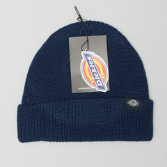 Dickies Seattle fishermans beanie Navy blue